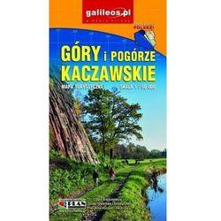 Mapa tur. - Góry i Pogórze Kaczawskie 1:50000 praca zbiorowa (opr. broszurowa)