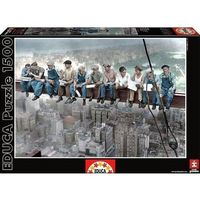 Puzzle, 1500 Elementów Obiad w Nowym Yorku - DARMOWA DOSTAWA OD 199 ZŁ!!!