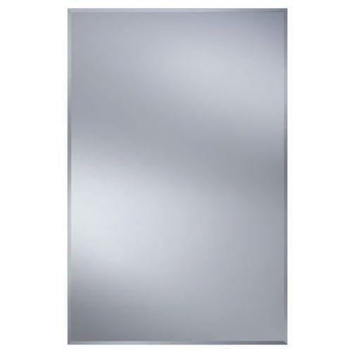 Lustra łazienkowe, Lustro bezpieczne prostokąt fazowany 500 x 800 mm