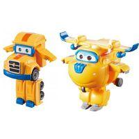 Figurki i postacie, Super Wings 2-pak figurek transf. Donnie & Poppa
