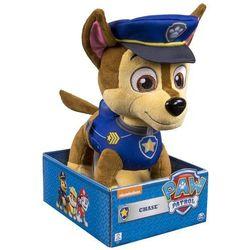 Maskotka SPIN MASTER Psi Patrol Pluszak Chase 25 cm