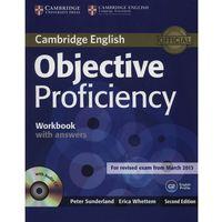 Książki do nauki języka, Objective proficiency 2ed. WB+answers /CD gratis/ (opr. miękka)