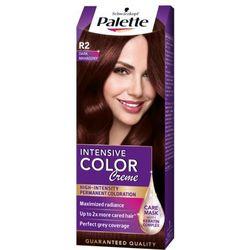 Farba do włosów Palette Intensive Color Creme Ciemny mahoń R2