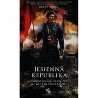 Książki fantasy i science fiction, Jesienna Republika. Tom 3 Trylogii Magów Prochowych - Brian McClellan (opr. miękka)