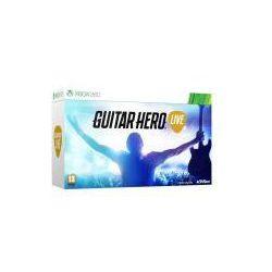Guitar Hero Live + gitara (Xbox 360)