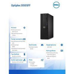 Zestaw komputerowy Dell Optiplex 3050 SFF (N015O3050SFFW10PL) Darmowy odbiór w 20 miastach!