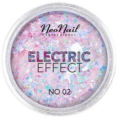 NeoNail ELECTRIC EFFECT Pyłek No 02