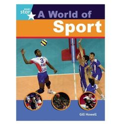 Rigby Star Guided Quest Turquoise: A World Of Sports Pupil Book (single)