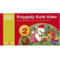 Książki dla dzieci, PUS Przygody Kurki Koko 2 jesień (opr. miękka)