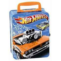 Klein Hot Wheels Metalowy kuferek na 18 autek