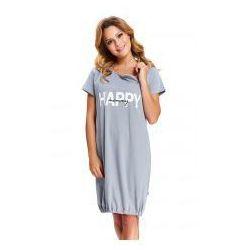 Koszula Nocna Dn-nightwear TCB.9504 Grey