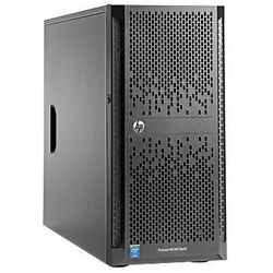 Serwer HP ProLiant ML150 gen9 z 8-Core Intel Xeon E5 + 8GB DDR4 2400MHz + kontroler z Raid 5 / dyski LFF
