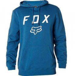 BLUZA FOX Z KAPTUREM LEGACY MOTH DUSTY BLUE