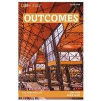 Książki do nauki języka, Outcomes Pre-Intermediate 2nd Edition. Podręcznik + DVD + Access Code (opr. miękka)