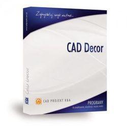 CAD Decor 2.1 - projektowanie i wizualizacja