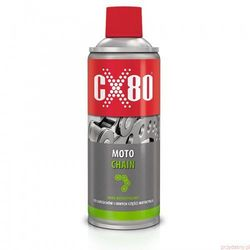 CX-80 MOTO CHAIN smar do łańcuchów 400ml