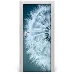 Okleina Naklejka fototapeta na drzwi Dmuchawiec