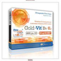 Witaminy i minerały, Olimp Gold-Vit D3+K2 30 kaps.