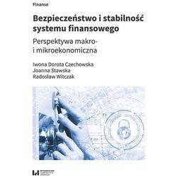 Bezpieczeństwo i stabilność systemu finansowego (opr. miękka)