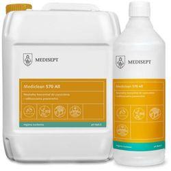 Medisept MEDICLEAN 570 ALL Neutralny koncentrat do czyszczenia i odtłuszczania powierzchni