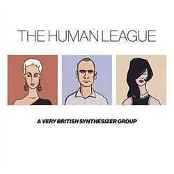 ANTTHOLOGY - A VERY BRITISH SYNTHESIZER GROUP (3CD+DVD) LTD. - Human League (CD + DVD)