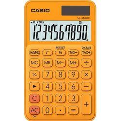 Kalkulator CASIO SL-310UC-RG Pomarańczowy