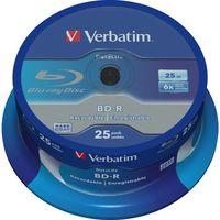 Płyty CD, DVD, Blu-ray, Płyta VERBATIM BD-R Datalife