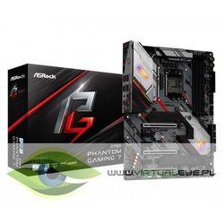 ASRock Płyta główna Z390 Phantom Gaming 7 s1151 4DDR4 HDMI/DP ATX