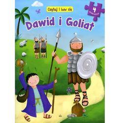 Czytaj i baw się Dawid i Goliat - 35% rabatu na drugą książkę! (opr. kartonowa)
