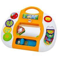 Pozostałe zabawki dla najmłodszych, Panel Do Zabawy Przyjaciele Fisher Price