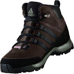 adidas CW Winter Hiker GTX Buty Dzieci brązowy/czarny 33 2017 Trapery turystyczne Przy złożeniu zamówienia do godziny 16 ( od Pon. do Pt., wszystkie metody płatności z wyjątkiem przelewu bankowego), wysyłka odbędzie się tego samego dnia.