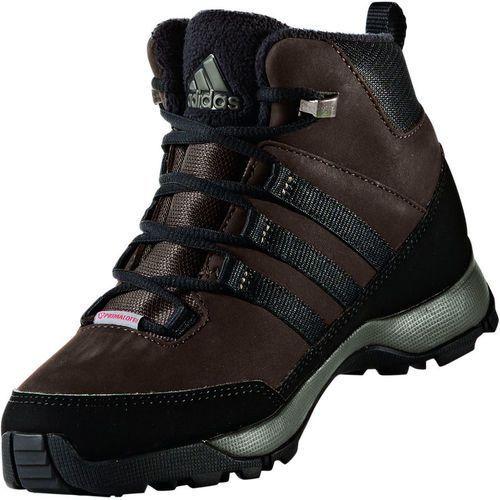 Traperki dla dzieci, adidas CW Winter Hiker GTX Buty Dzieci brązowy/czarny 32 2017 Trapery turystyczne