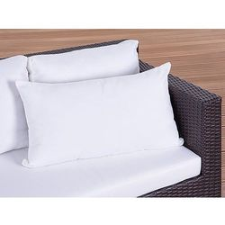 Poduszka ogrodowa - dekoracyjna - poduszka 50x70 cm beżowa