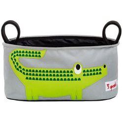 Organizer do wózka 3 sprouts krokodyl