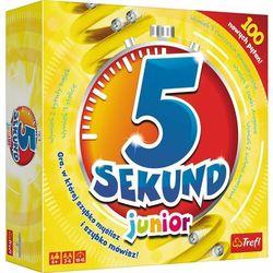 Gra 5 Sekund Junior Edycja 2019 +DARMOWA DOSTAWA przy płatności KUP Z TWISTO