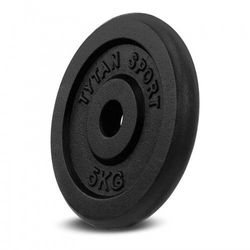 Obciążenie Żeliwne Tytan Sport 5 kg