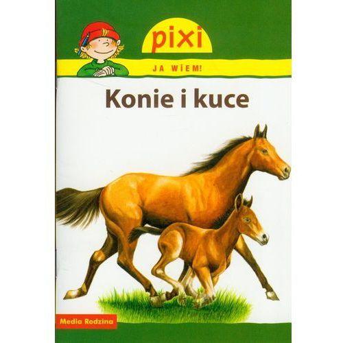 Książki dla dzieci, Pixi Ja wiem Konie i kuce (opr. miękka)