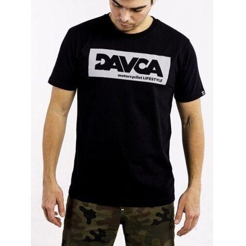 Pozostałe akcesoria do motocykli, Davca t-shirt gray logo