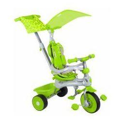 Madej Rowerek Baby Trike Zielony