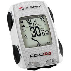 Licznik ROX 10.0 GPS set biały