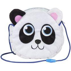 Saszetka na sznurku pluszowa Panda