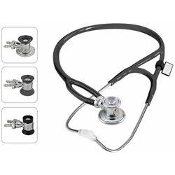 Stetoskop MDF Sprague-X Rappaport 767X z głowicą 5w1 - czarny
