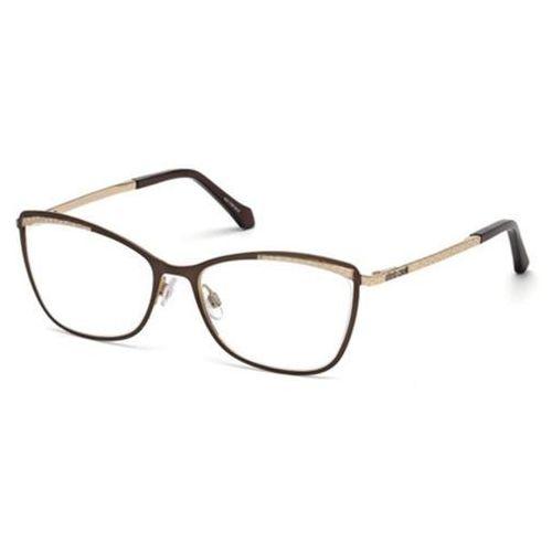 Okulary korekcyjne, Okulary Korekcyjne Roberto Cavalli RC 5032 CANTAGALLO 034