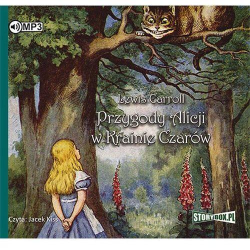 Książki dla młodzieży, Przygody Alicji w Krainie Czarów audiobook
