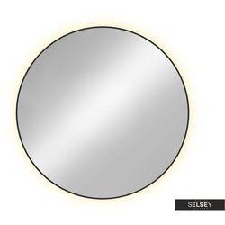 SELSEY Lustro z podświetleniem led Bright Premium