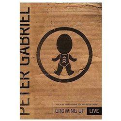 Growing Up Live (DVD) - Gabriel Peter