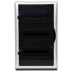 Rozdzielnica elektryczna bez wyposażenia CONTROL BOX 36 MOD ELEKTRO-PLAST