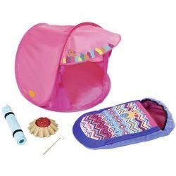 BABY BORN Zestaw campingowy z namiotem - Zapf