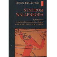 Literaturoznawstwo, Syndrom Wallenroda (opr. miękka)