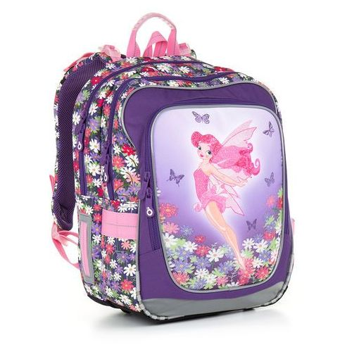 Tornistry i plecaki szkolne, Plecak szkolny Topgal CHI 879 I - Violet